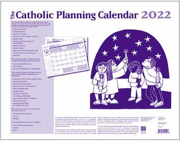 Catholic Planning Calendar 2022