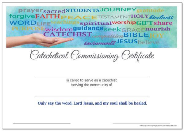 Catechetical Certificate